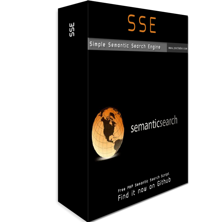 Simple Semantic Search Engine PHP Script » YOCTOBE